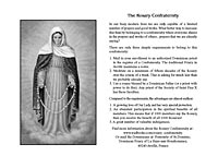 The Rosary Confraternity