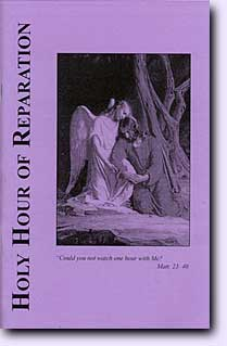Holy Hour of Reparation cover